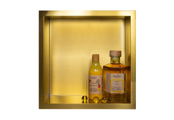WALL-BOX ONE Gold 30x30